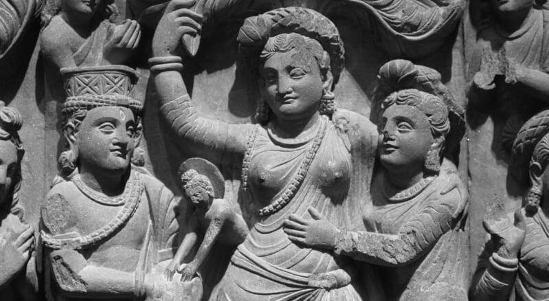 NEPAL: Lumbini Buddhas birthplace